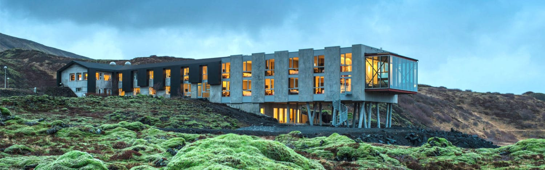 Hotel Ion Islande