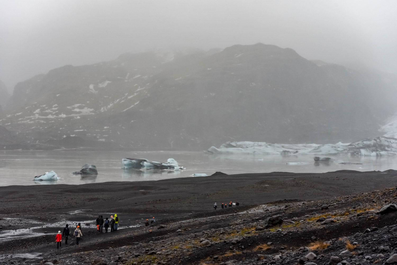 Paysages d'Islande en hiver - Les recettes de Mélanie