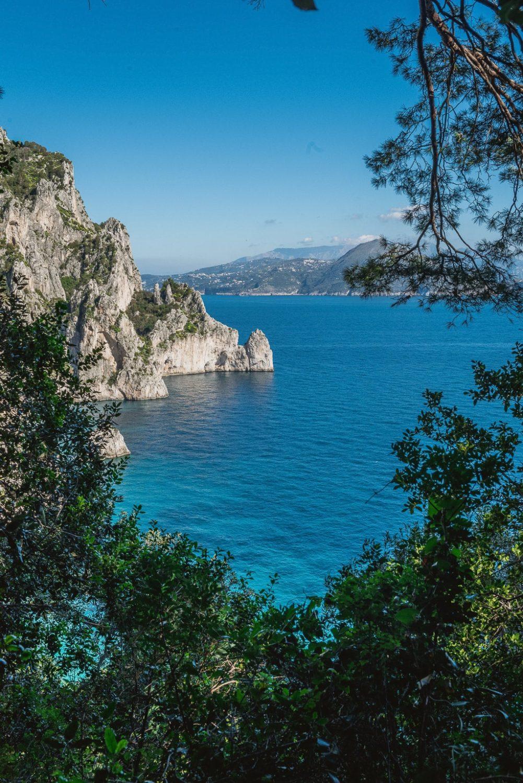 Nous avons passé un week-end de 4 jours à Naples en février et en avons profité pour visiter Capri.