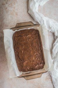 Les étapes pas à pas de ce délicieux brownie