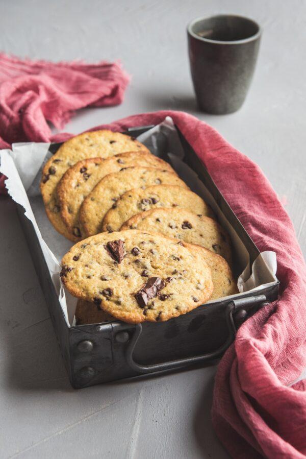 Cookies au café