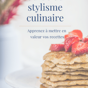 Couverture guide stylisme culinaire