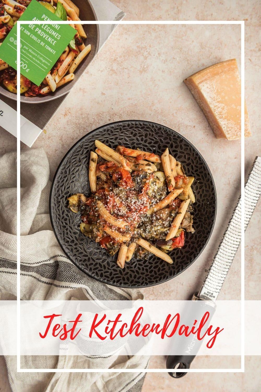 Je vous partage mon expérience avec le service de livraison de plats préparés KitchenDaily