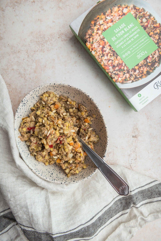 Gain de temps en cuisine grâce à Kitchendaily et la livraison de plats préparés