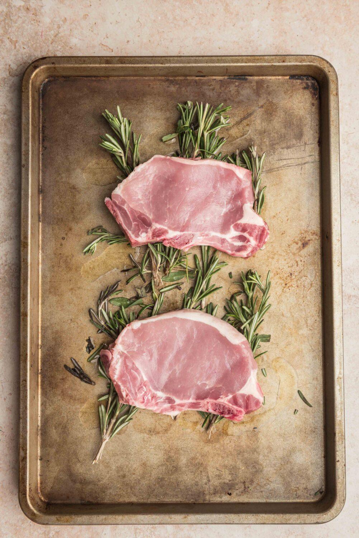 La cuisson des côtes de porc façon Kitchen Daily