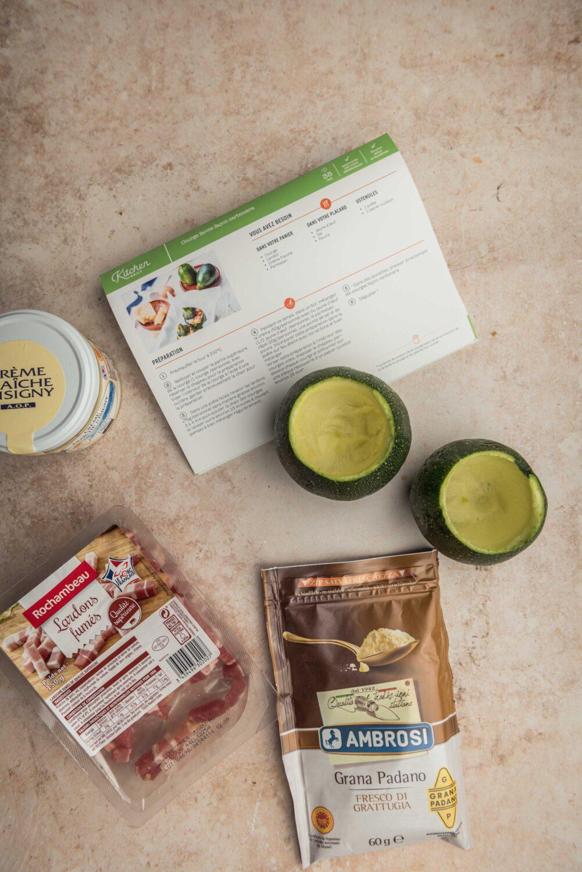 Kits recettes KitchenDaily