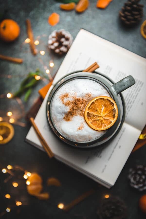 Preset boisson Noël - Photo culinaire - Les recettes de Mélanie