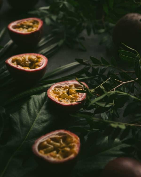 Preset fruits exotiques - Photo culinaire - Les recettes de Mélanie