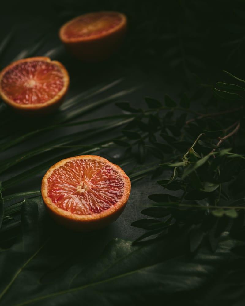 Les oranges sanguines: ma passion hivernale.