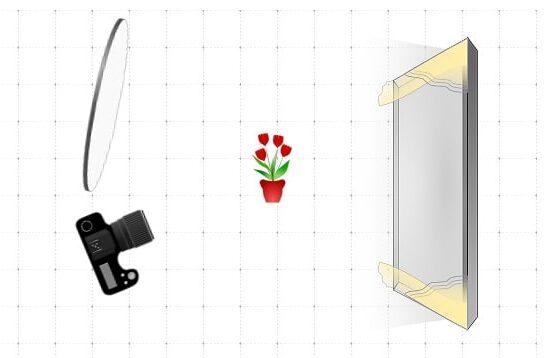 Comment utiliser un réflecteur en contre-jour