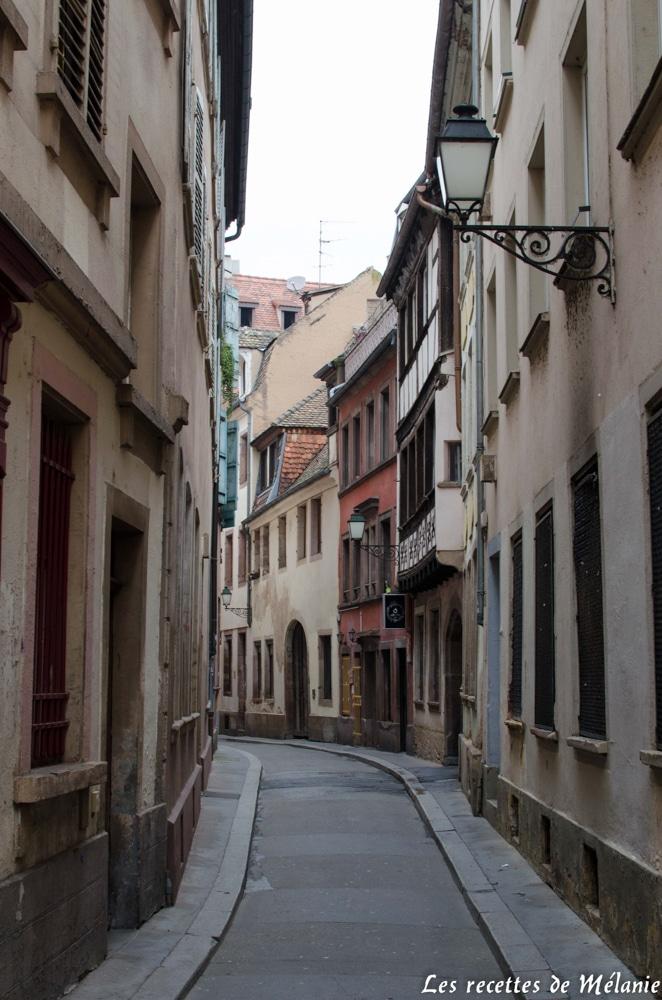 Excursion à Strasbourg